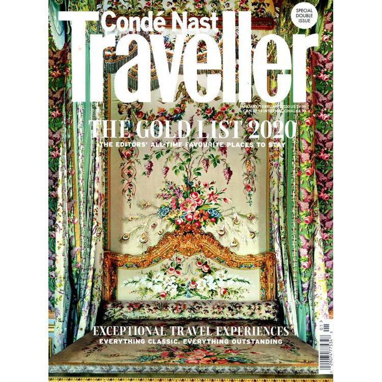 Conde Nast Traveller (UK) 1-2月號_2020