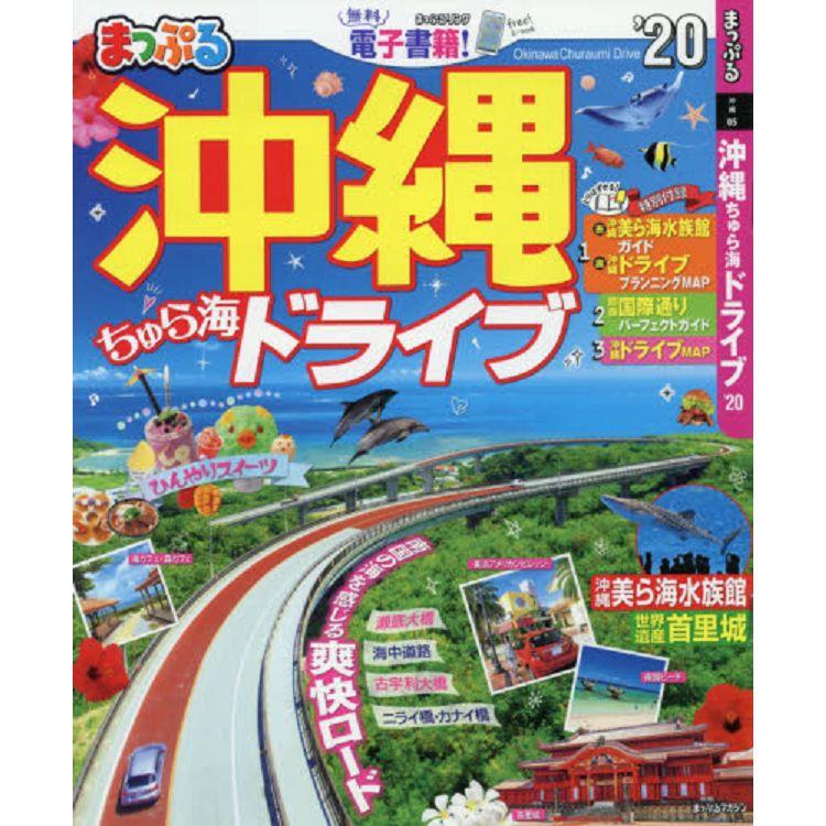 沖繩美麗海島汽車旅遊 2020年版