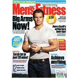 Men`s Fitness (UK) 8月號 2017