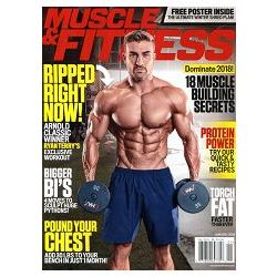 MUSCLE & FITNESS (US) 1月號 2018