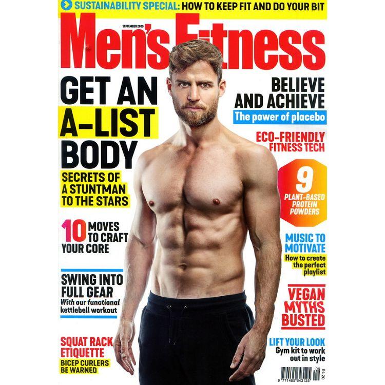 Men`s Fitness (UK) 9月號_2019