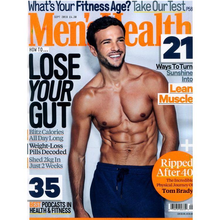 Men`s Health (UK) 9月號_2019