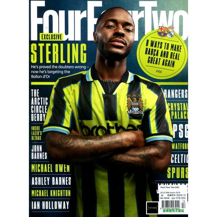 Four Four Two (UK) 秋季號_2019