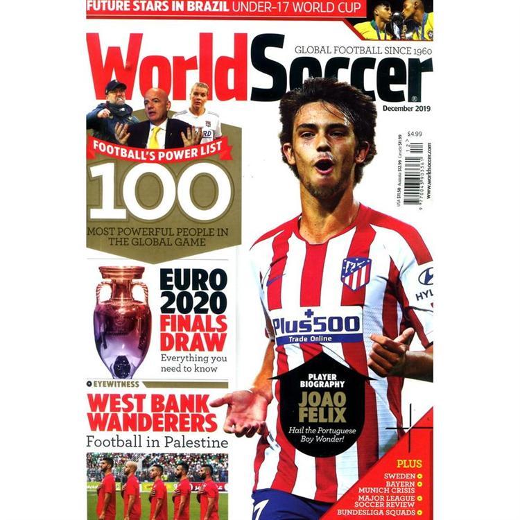 World Soccer 12月號_2019