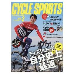 CYCLE SPORTS  2月號2018