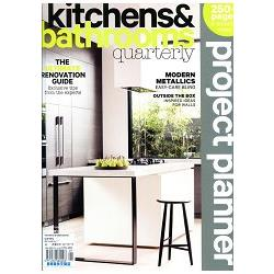 kitchens & bathrooms quarterly Vol.24 No.1