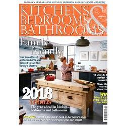 KITCHENS BEDROOMS & BATHROOMS第293期2月號2018