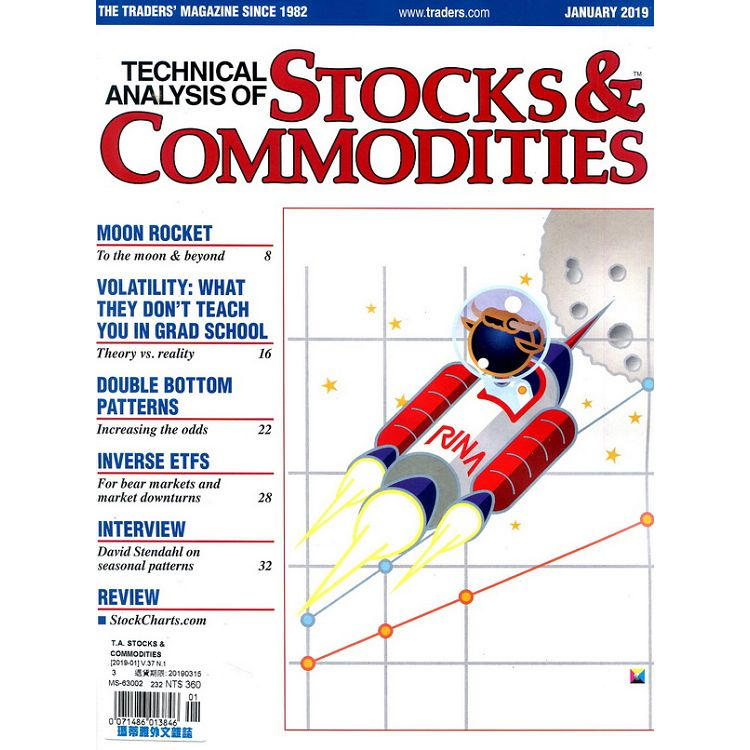 T.A. STOCKS & COMMODITIES 1月號_2019
