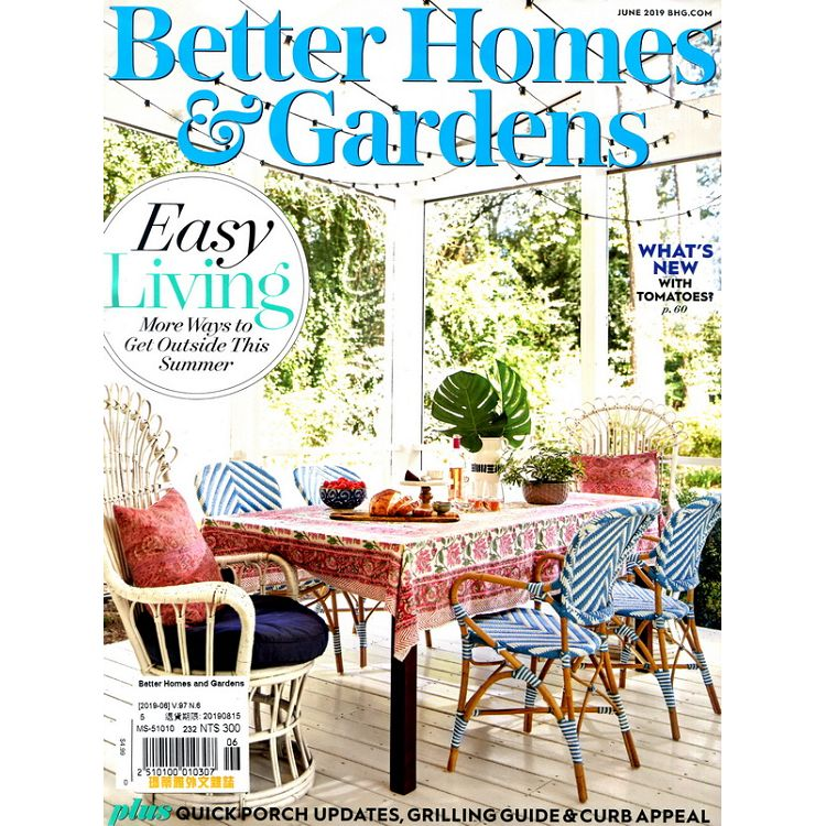 Better Homes and Gardens 6月號_2019