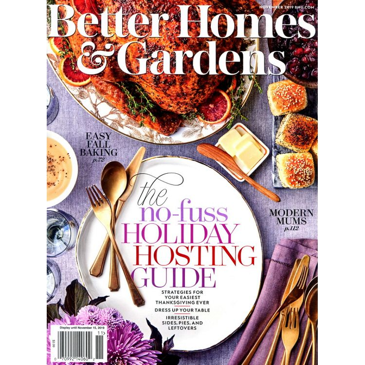 Better Homes and Gardens 11月號_2019