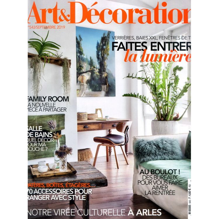 Art & Decoration 第543期 9月號_2019