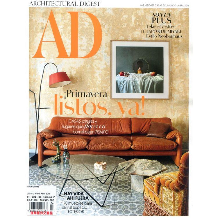 AD (Espana) 第145期 4月號_2019
