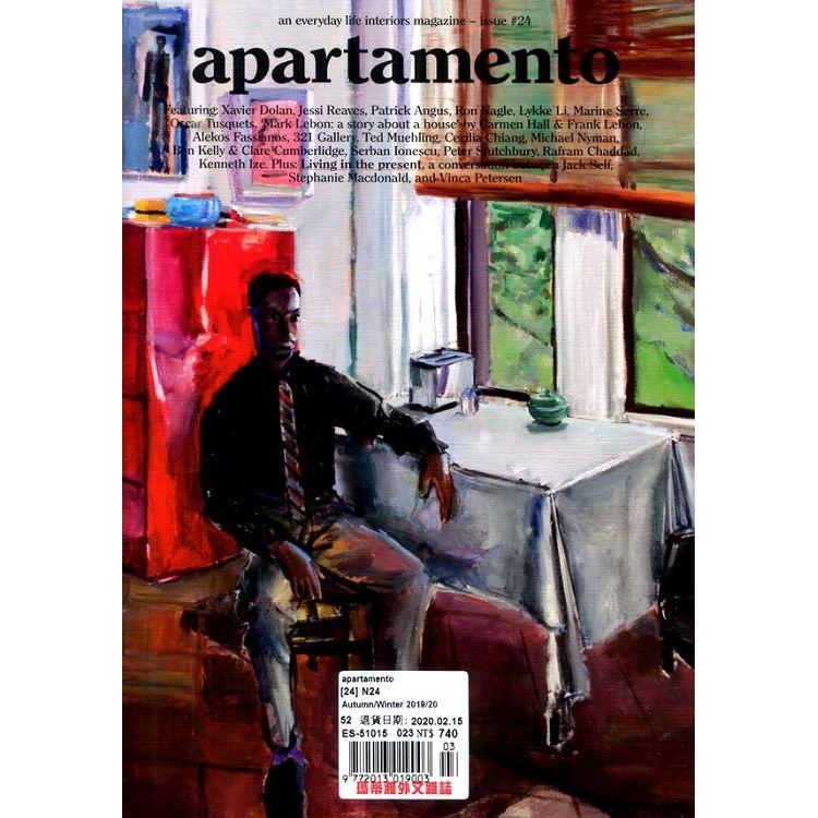 apartamento 第24期 秋冬號_2019-2020