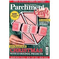 Parchment Craft 11月號 2017