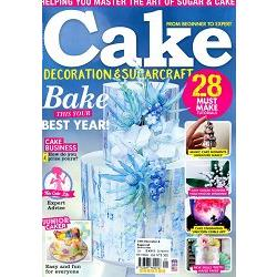 Cake Decoration & Sugarcraft第232期1月號2018