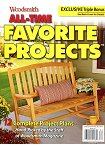 Woodsmith  ALL-TIME FAVORITE PROJECTS 夏季號 2018