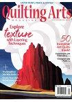 Quilting Arts MAGAZINE 第94期 8-9月號 2018