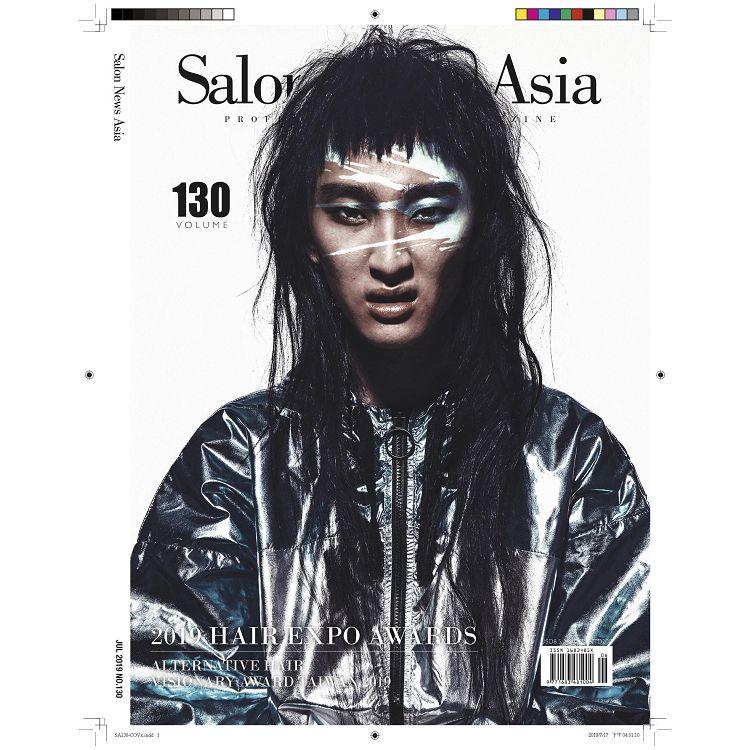 SALON NEWS美髮新聞雜誌2019第130期
