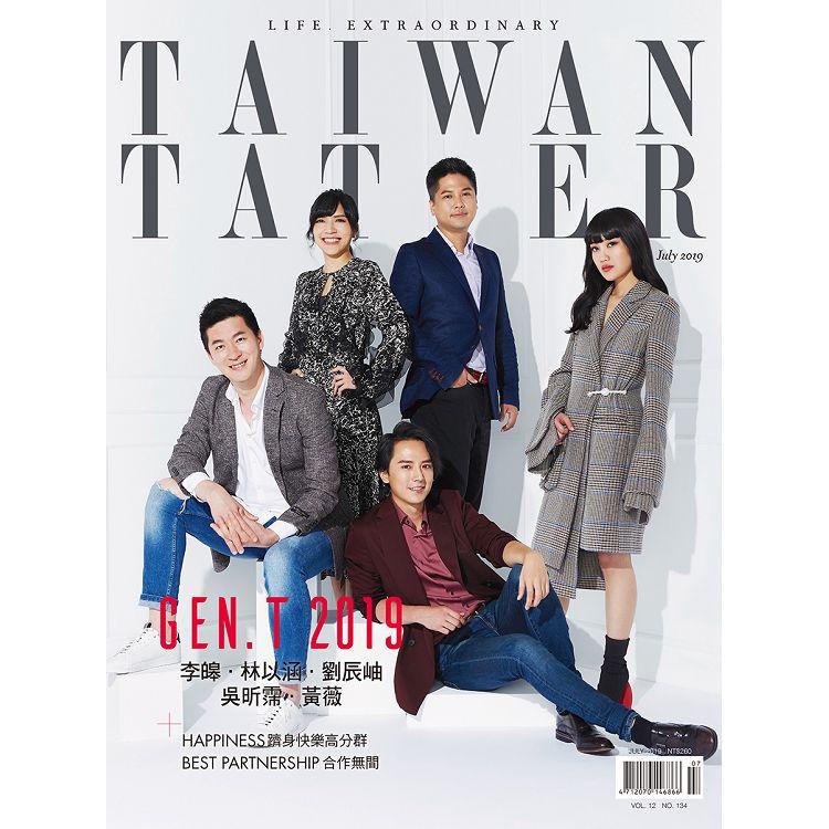 TAIWAN TATLER 7月2019第134期