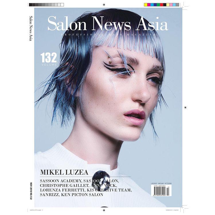 SALON NEWS美髮新聞雜誌2019第132期