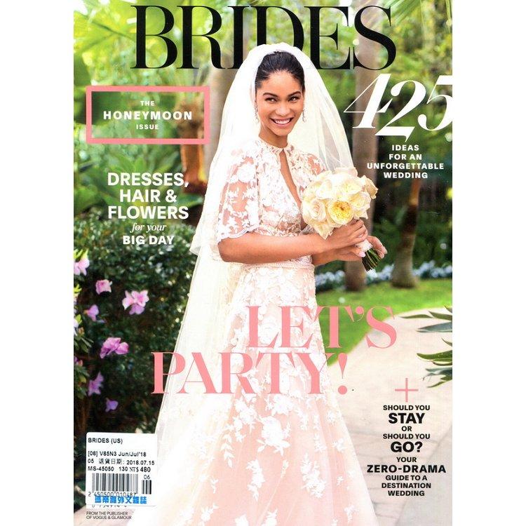 BRIDES (US) 6-7月號 2018