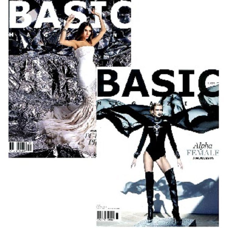 BASIC MAGAZINE 第11期_2019 (雙封面隨機出貨)