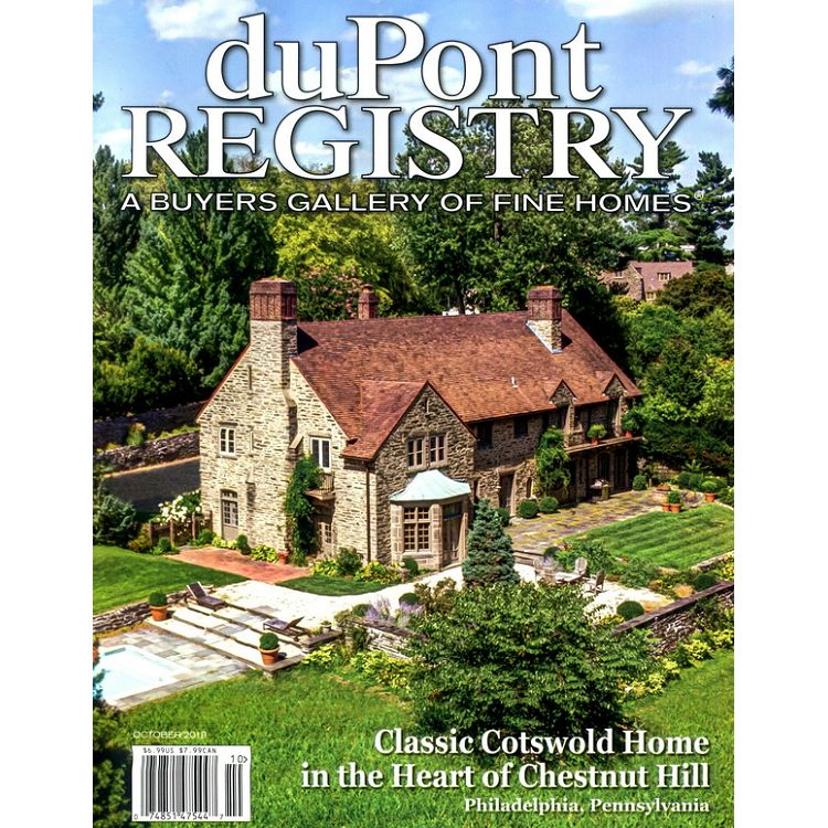 duPont REGISTRY Homes 10月號_2019