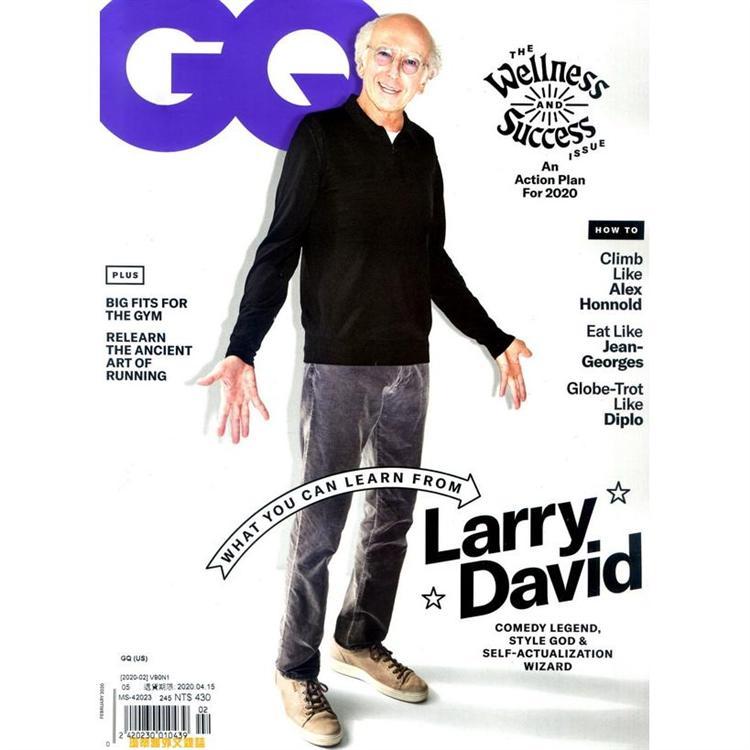 GQ (US) 2月號_2020