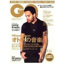 GQ JAPAN 1月號2009