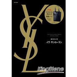 YSL名牌誌2010秋冬號附黑色帆布大托特包