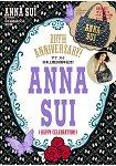 ANNA SUI 慶祝 上市20週年 特刊~HAPPY CELEBRATION!附蝴蝶圖案