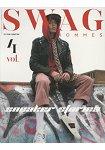 SWAG HOMMES Vol.4(2017年春夏號)