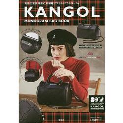 KANGOL 品牌手提肩背兩用包特刊附肩背兩用包