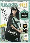 LAUNDRY×MEI 聯名品牌托特包特刊 黑色版附手提肩背兩用托特包