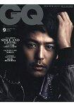 GQ JAPAN  9月號2018