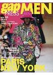 gap PRESS MEN Vol.55(2019年春夏號)