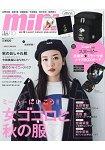 mini 10月號2018附X-girl×SNOOPY 史努比聯名立體化妝提包.隨身鏡