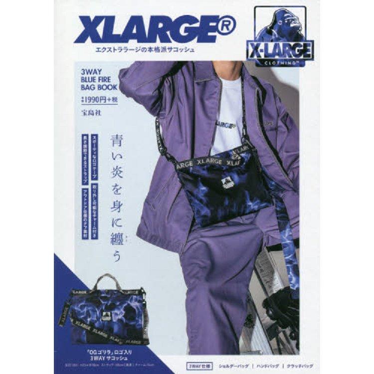 XLARGE 品牌三用途托特包特刊附托特包