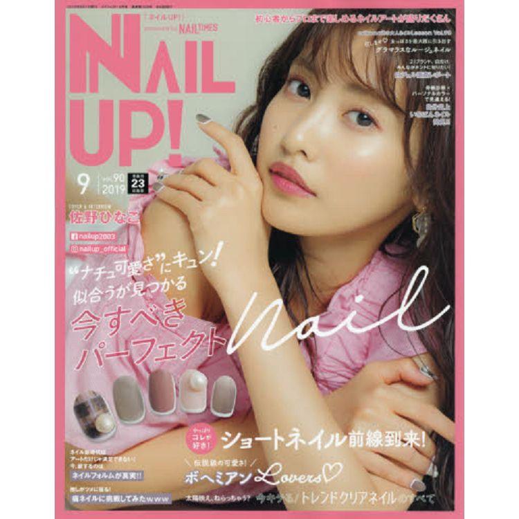 NAIL UP 9月號2019