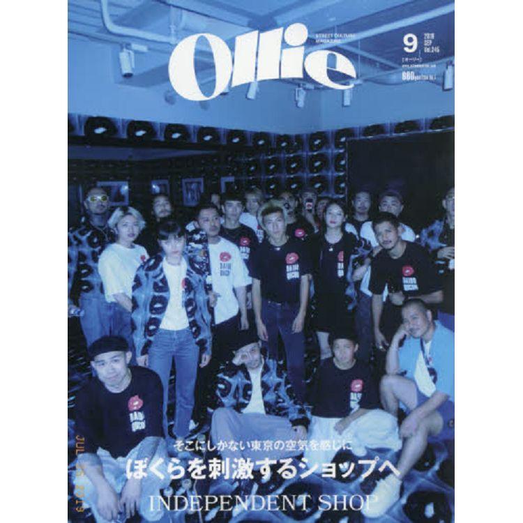 Ollie 9月號2019