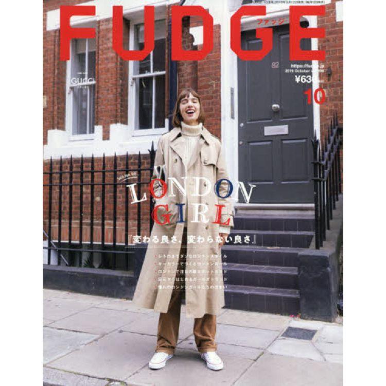 FUDGE 10月號2019