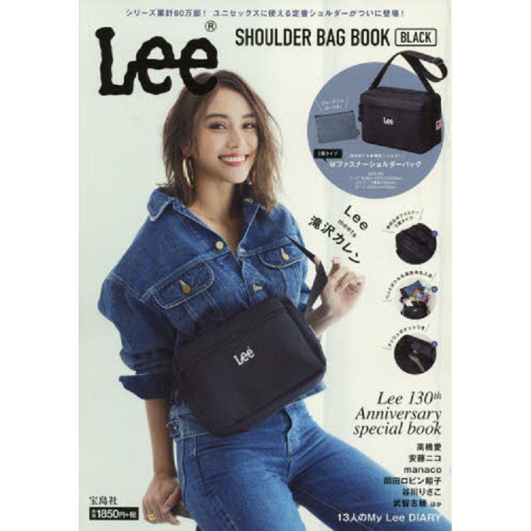 Lee品牌特刊附黑標側背包