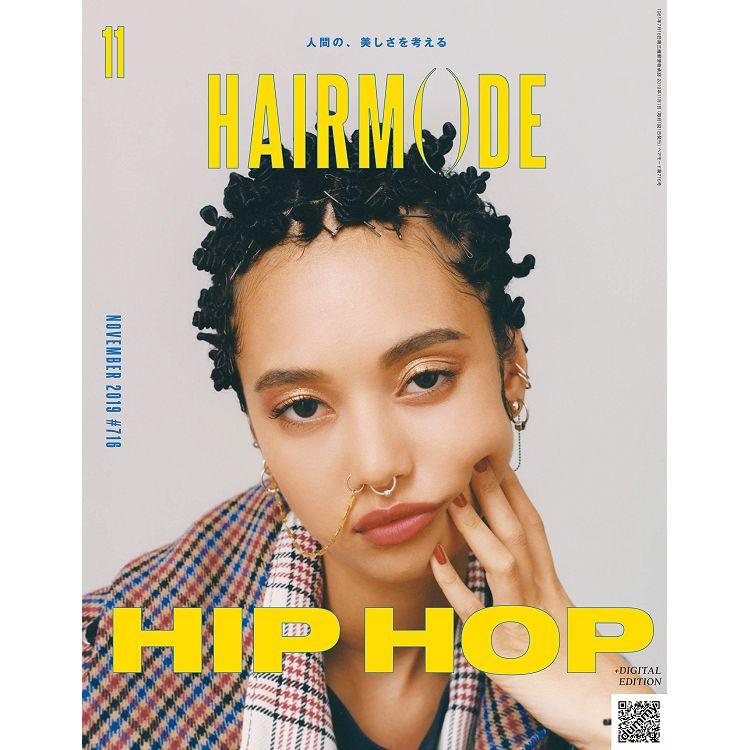 HAIRMODE 11月號2019