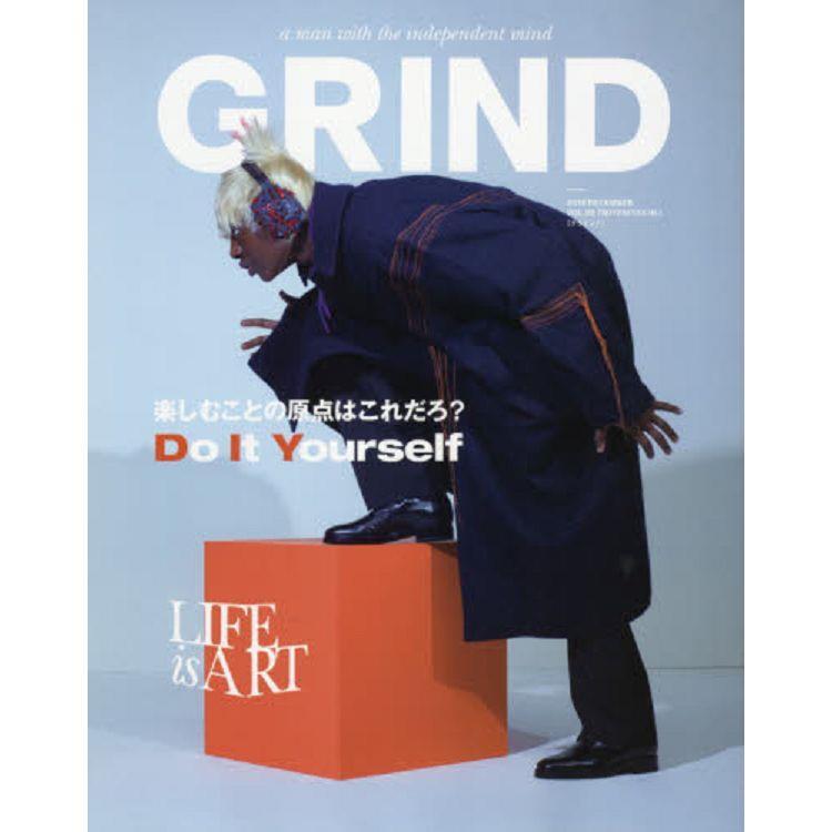 GRIND 12月號2019