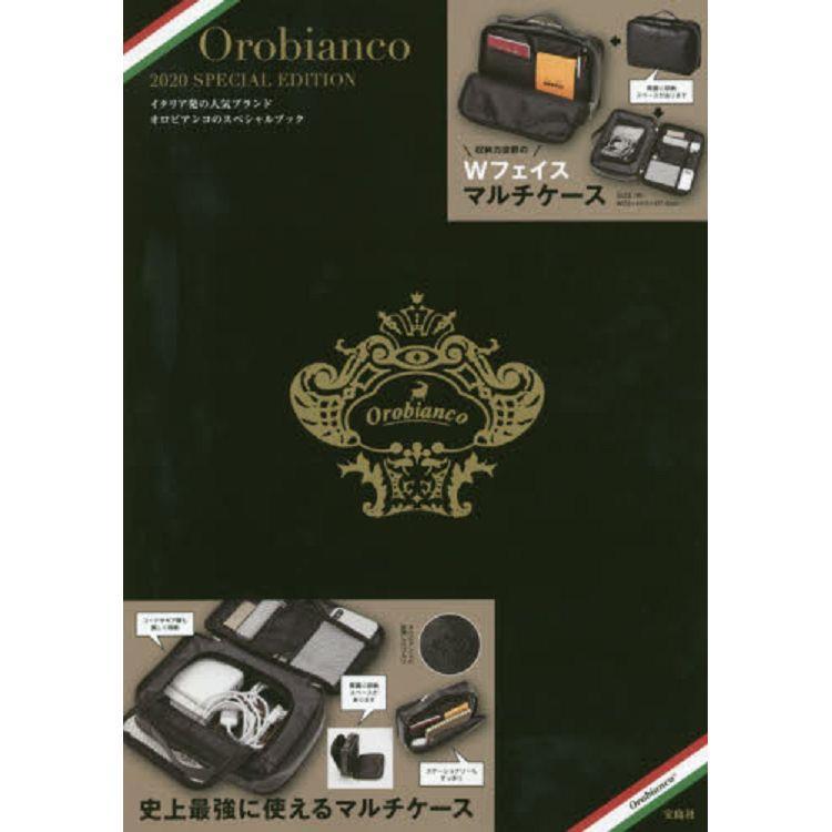 Orobianco 2020年度品牌特刊附多功能收納包