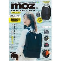 moz品牌特刊附大型後背包