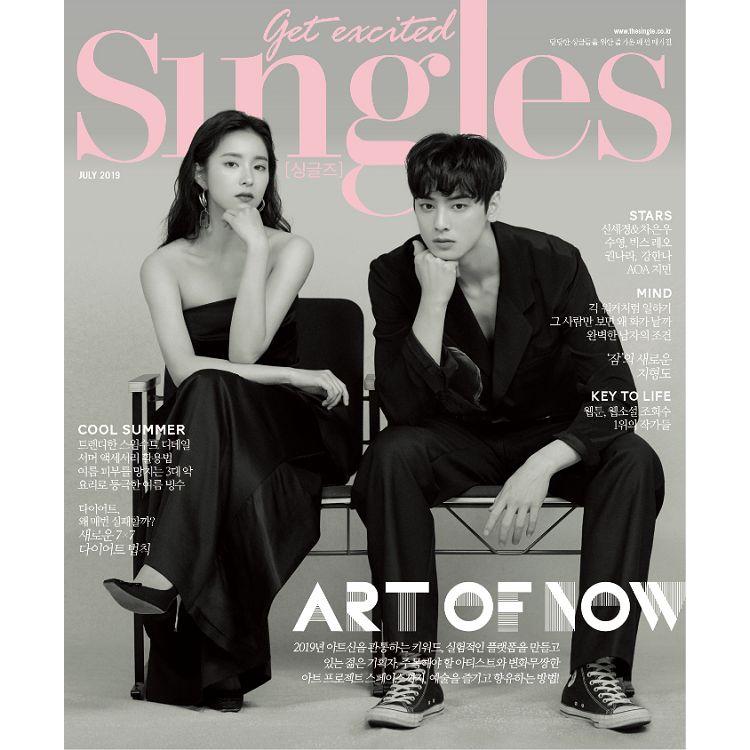 SINGLES KOREA 201907