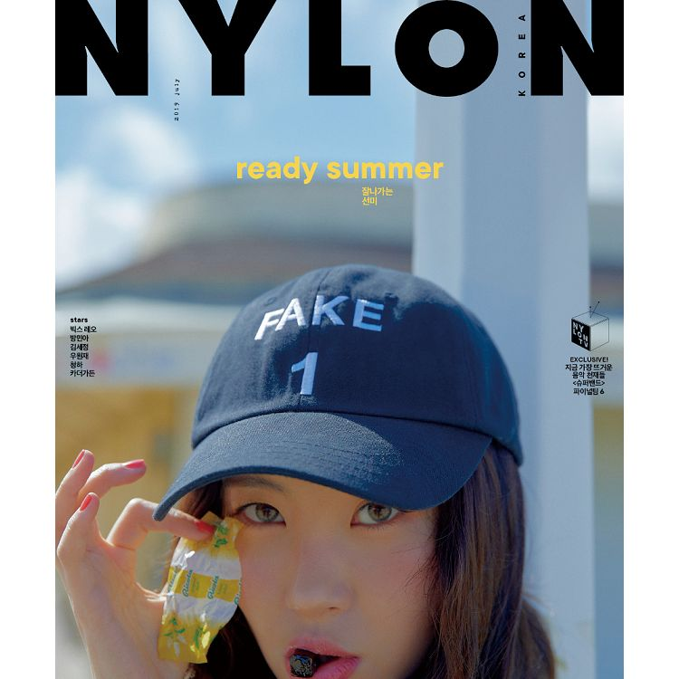 NYLON KOREA 201907