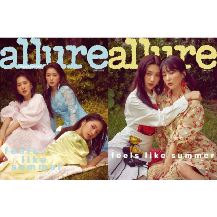 allure KOREA 201907