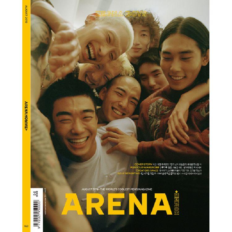 ARENA KOREA 201908